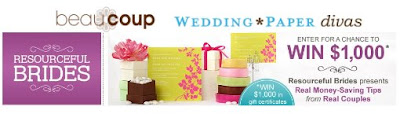 resourcefulbrides.com wedding contest 1000