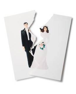 married and divorced in same day