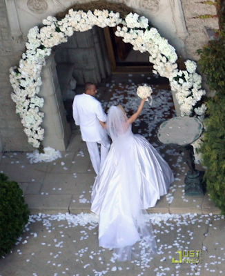 Kendra Wilkinson Wedding Pictures