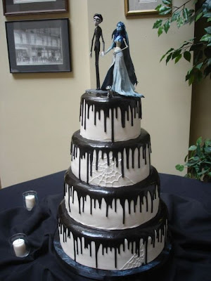 The Corpse Wedding Cake