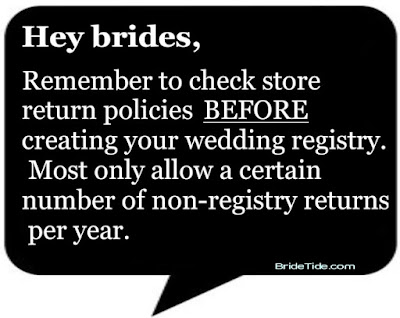Wedding Tip 2