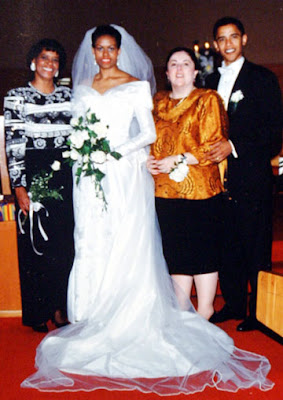 Barack Obama Wedding Photos