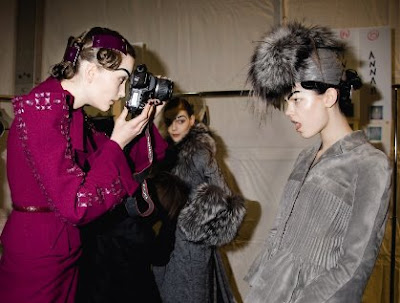roxanne lowit backstage fashion blog