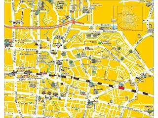 Peta bandung