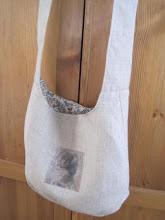 Väska i vintagestil...