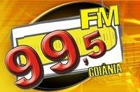 radio 99,5 goiânia