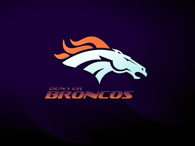 Denver Broncos wallpaper, Broncos logo