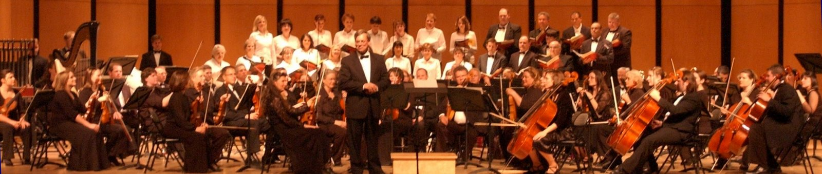 Idaho Choral Symphony Orchestra and the Alleluia Chorus
