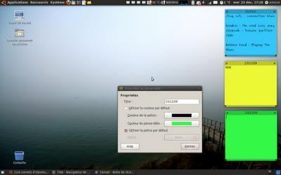 Les carnets d ubuntu créer des post it sur votre bureau linux