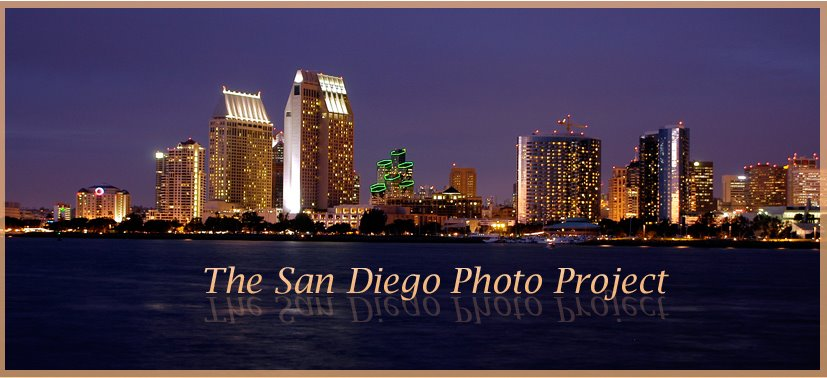 The San Diego Photo Project