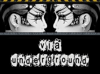 PROJETO VIA UNDERGROUND