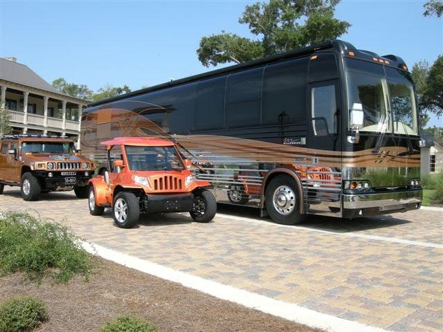 Heritage Motor Coach Resort And Marina On The Alabama Gulf