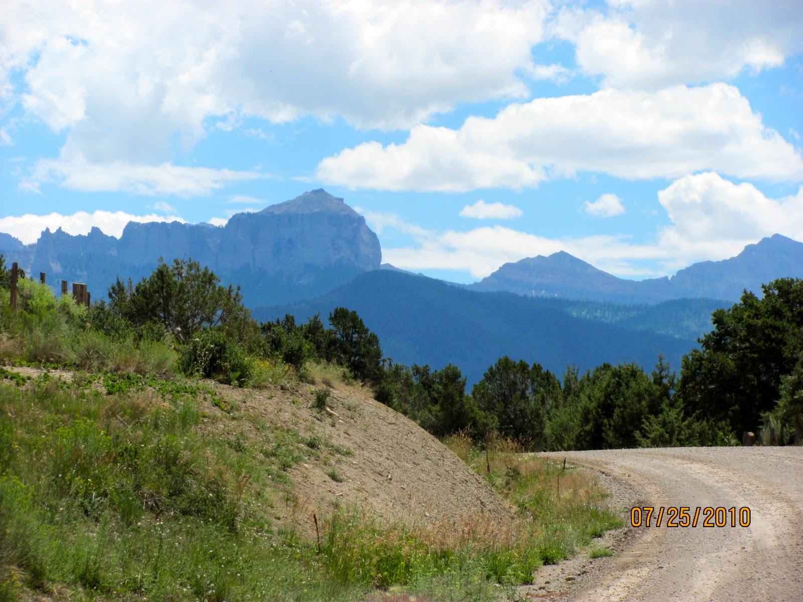 America By Rv Owl Creek Pass