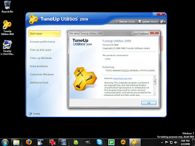 Windows 7 TuneUp