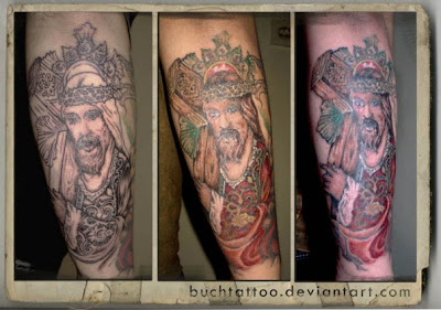 King Tattoos