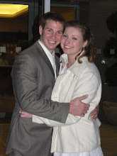Just married in the Preston temple - 2007