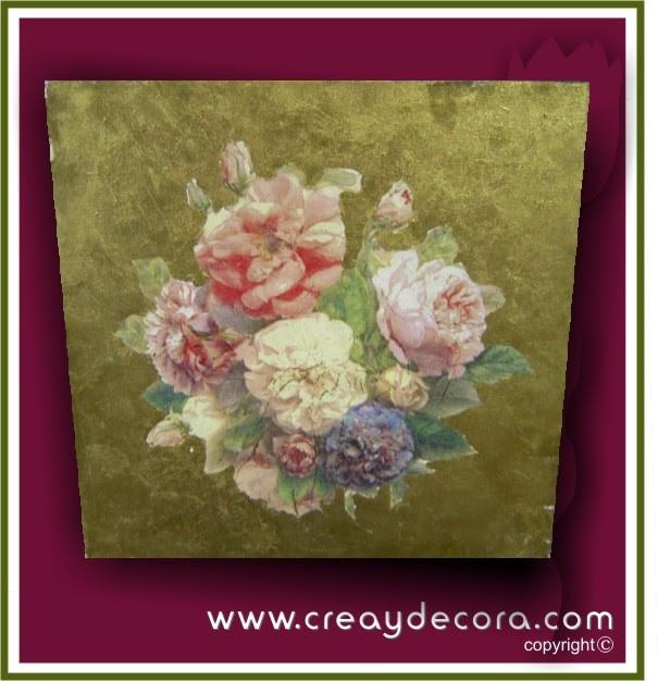 Rosas Decorativas Madera Tallada Amazon