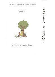 Ciranda Literária na E.M.E.F. Catulo da Paixão Cearense, Caxias do Sul