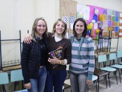 Professoras participantes das Oficinas em Estância Velha