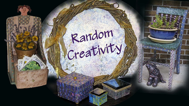 Random Creativity