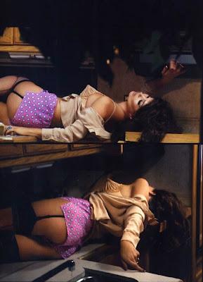Kate Moss para Vogue Italia Diciembre 2010