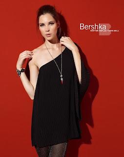 Bershka otoño/invierno 2011 look book