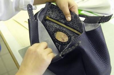 Fendi, ¿Cómo se fabrican sus carteras?