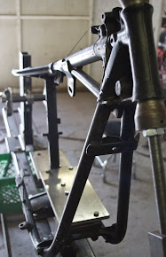 Motorcycle Frame Services