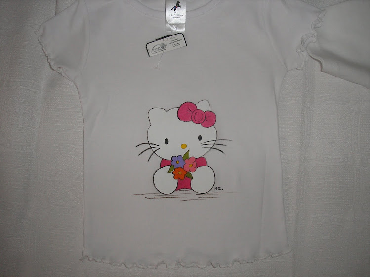 T-shirt da Kitty