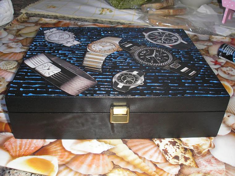 Caixa de relógios