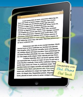 how to put word documents on an ipad