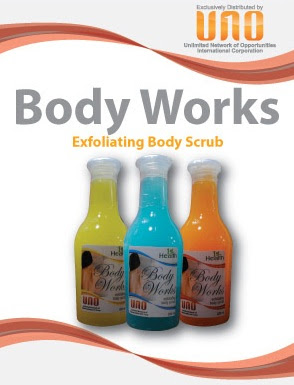 Body Works - Exfoliating Body Scrub