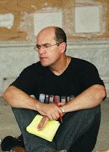 Edson Souza, na gravação do San Pedro