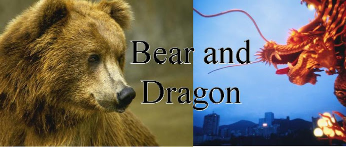 Bear and Dragon