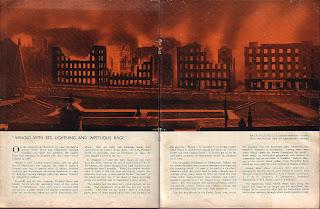 Blitz, Air raid, Second World War, World War Two, World War 2, WWII, History, Home Front, Manchester