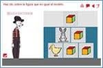 Discriminación visual de figura/fondo