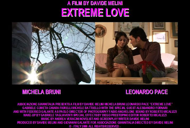 Extreme Love - Poster 4