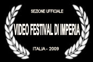 VIDEO FESTIVAL DI IMPERIA