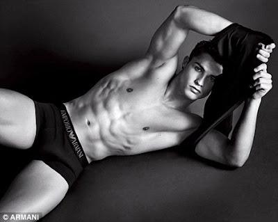 cristiano ronaldo armani underwear. Cristiano Ronaldo Armani