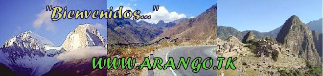 Departamento de Ancash, provincias y   turismo callejon de huaylas / Arango Jara