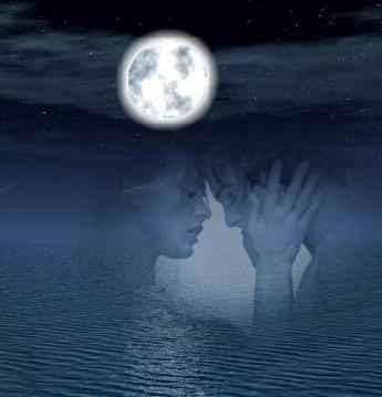 de amor y de sombra. Poemas de Amor: Un beso de