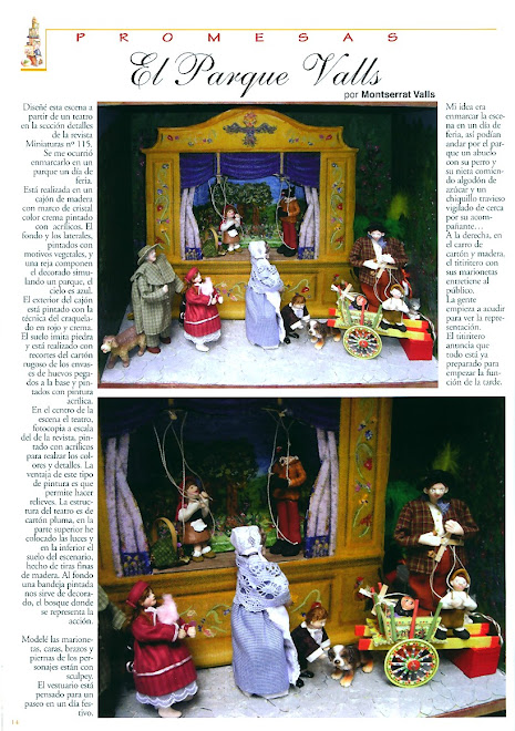 Publicaciones Revista Miniaturas
