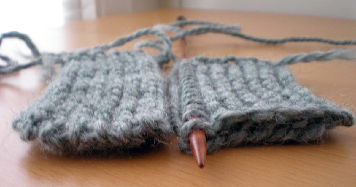 Fainas Knitting Mode: Knitting Tips: A selvage stitch.