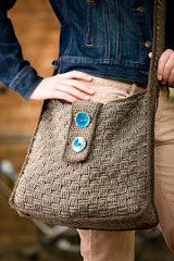 Brenda's Basketweave Bag