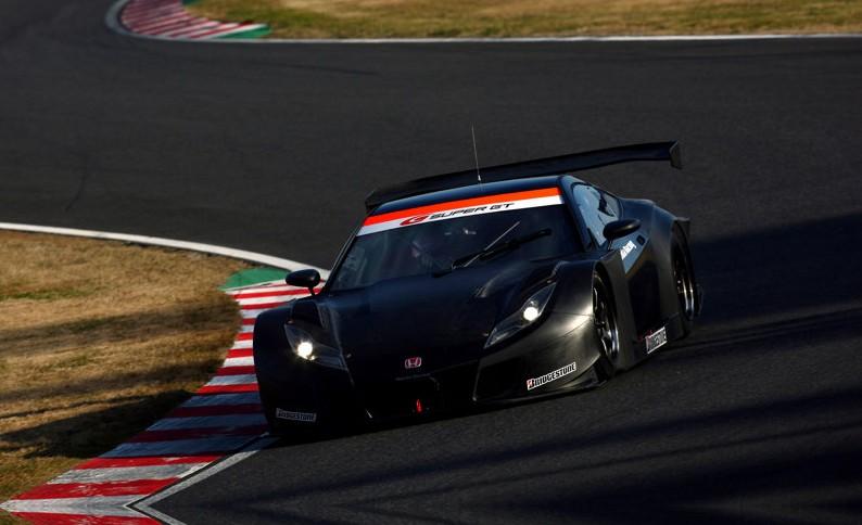 2010 Honda HSV-010 GT Racing