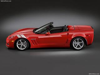 Chevrolet Corvette Grand Sport 2010