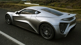Zenvo ST1 2009 Wallpapers