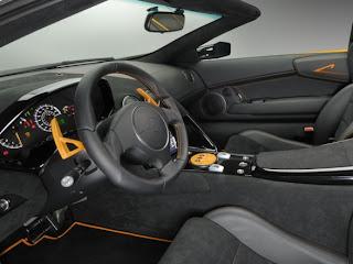 Lamborghini Murciélago LP650-4 Roadster 2009