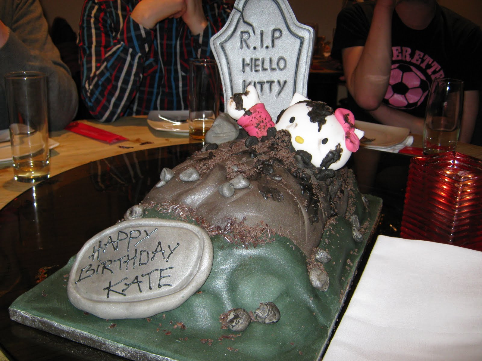Pin Zombies Rising From The Ground Cupcake Idea Cake on