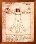 "Leonardo Da Vinci's ""Nakedly Original"" Vitruvian Man (1487)"